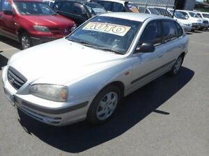2004 Hyundai Elantra XD 2.0 HVT Silver 4 Speed Automatic Hatchback Plympton Park Marion Area Preview