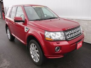 2014 Land Rover LR2 Base (Heated Perforated Seats)