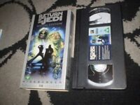 return of the jedi special edition widescreen unplayed vhs