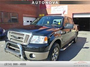 ***2006 FORD F-150***KING RUNCH/4X4/TRES PROPRE/438-820-9973.