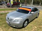 2008 Toyota Camry ACV40R 07 Upgrade Altise Silver 5 Speed Automatic Sedan Clontarf Redcliffe Area image 2
