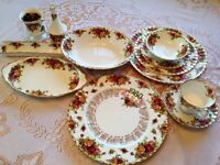 Old Country Roses by Royal Albert