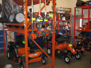 Your authorized dealer Husqvarna/Columbia/Troy-Bilt/Oregon