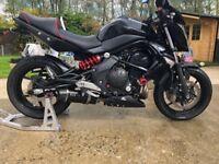 Kawasaki 650 er6n ( 600 sports street bike honda suzuki )
