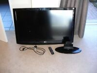 LG 42 Inch Flatscreen HD Ready LCD TV