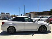 2013 Subaru Impreza G3 MY13 WRX AWD White 5 Speed Manual Sedan Palmyra Melville Area Preview