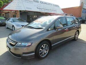 2006 Honda Odyssey 20 MY06 Upgrade Luxury Luxury !! 5 Speed Sequential Auto Wagon