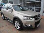 2011 Holden Captiva LX SUV Glenorchy Glenorchy Area Preview