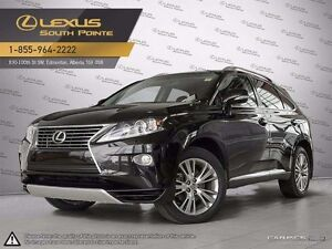 2014 Lexus RX 350 Touring package All-wheel Drive (AWD)