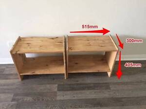 Side/bedside tables or coffee tables - 2 for $25, 1 for $15 Nundah Brisbane North East Preview