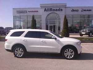 2013 Dodge Durango All wheel drive / clean with 20's! London Ontario image 1