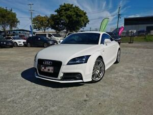2010 Audi TT 8J MY11 S 2.0 TFSI Quattro 6 Speed Direct Shift Coupe Coopers Plains Brisbane South West Preview