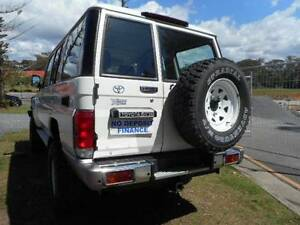V8 LANDCRUISER WAGON TURBODIESEL TOYOTA ute suithilux tray tritin Main Beach Gold Coast City Preview
