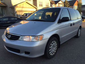 Great condition, clean, well maintained 2004 Honda Odyssey