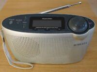 Radio DAB/DAB+FM RDS Digital Portable Roberts Classic DAB 2