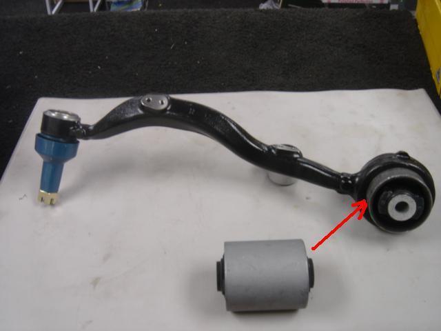 LEXUS LS460 LS600 FRONT LOWER SUSPENSION CONTROL ARM BALL BUSH
