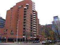 Jan 1st Furnished 1 Bedroom Downtown Condo