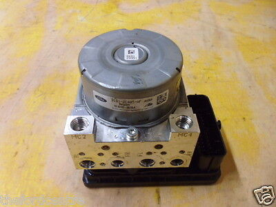 GENUINE FORD FIESTA ABS PUMP INC CONTROL MODULE ECU   D1B1-2C405-AF   2015 2016