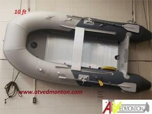 New 2018 Marlon INFLATABLE BOAT HD w/Aum. Floor on Sale-$1100
