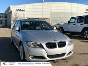 2011 BMW 3 Series HEATED SEATS/HEATED WHEEL/ALL WHEEL DRIVE