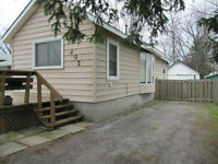 FORT ERIE - 3 Bedroom House in Crescent Park Available July 1st