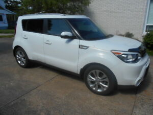 ESTATE SALE 2016 KIA SOUL EX+