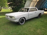1963 Lemans Sport Coupe 326 V8 Project Car,,,Not GTO,,1ST $1500