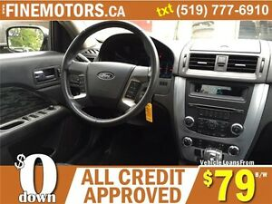 2012 FORD FUSION SE * POWER ROOF * LOW KM * CAR LOANS FOR ALL London Ontario image 11