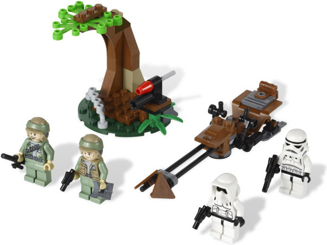 Lego Star Wars Sets 7913 And 9489 Complete With Instructions
