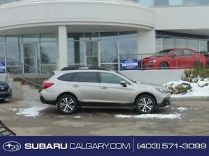 2018 Subaru Outback Limited | EYESIGHT PACKAGE | LUGGAGE RACK |