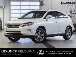 2014 Lexus RX 350 Touring w/Blind Spot Monitor