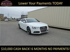 2013 Audi S5 Coupe 3.0T DSG Fully Loaded 332 bi-weekly OAC
