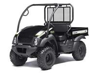 *Brand New* Kawasaki 610 Mule XC 1.9% or Save $900 or FREE Cab!