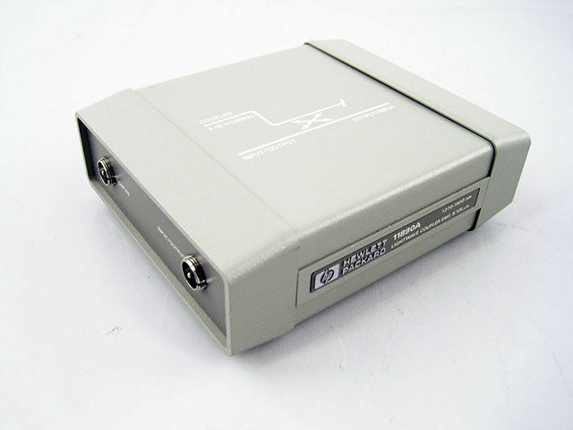 HP AGILENT 11890A LIGHTWAVE DIRECTIONAL COUPLER
