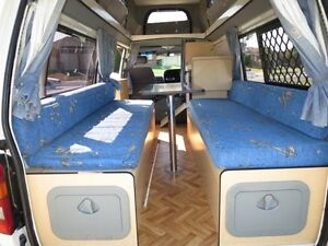 Toyota Hiace Camper – AUTO – LOW KMS Glendenning Blacktown Area Preview