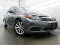 2012 Honda Civic EX TOIT OUVRANT MAGS BLUETOOTH AUTOM. 79,000KM