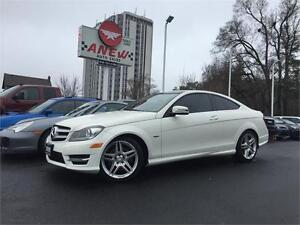 2012 Mercedes-Benz C-Class C350 COUPE - CERTIFIED - WE FINANCE