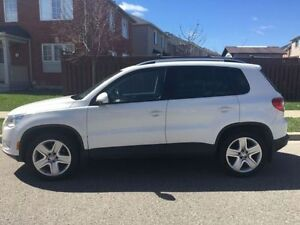 Volkswagen 2011 Tiguan SUV-Lady Driven,Safety/Emission Provided