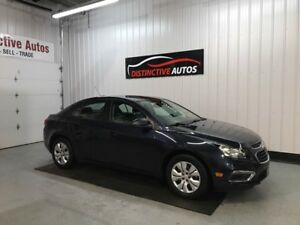 2016 Chevrolet Cruze Limited LOW PAYMENTS/EASY FINANCE/LIKE NEW!