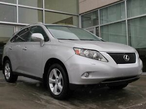 2011 Lexus RX 350 AWD/LEATHER/HEATED FRONT SEATS/SUNROOF/BACK UP