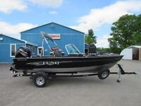 Lund Boats - 1750 Rebel XS Sport with 115 HP Mercury Watch|Share