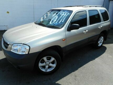 2005 Mazda Tribute MY2004 Classic Gold 4 Speed Automatic Wagon