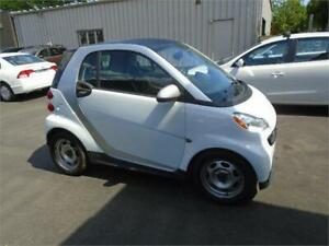 2013 SMART FORTWO, 38000KM, CUIR, $5995