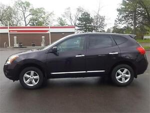 2013 NISSAN ROGUE SPECIAL EDITION.ONE OWNER .SERVICED AT NISSAN