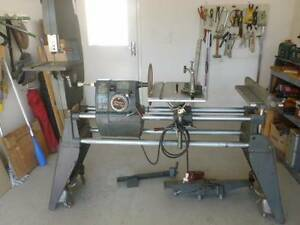 Home Woodworking System & Lathe Stockton Newcastle Area Preview