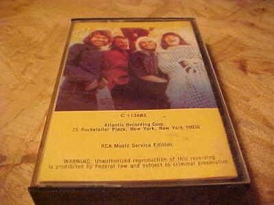 MUSIC CASSETTE TAPE [RCA MUSIC SERVICE EDITION] ABBA GREATEST HITS 1976 CS 18189
