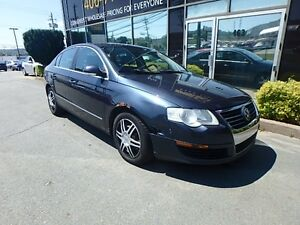 2006 Volkswagen Passat 2.0T MANUAL TRANS WITH LEATHER