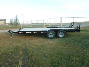 18 FT FLATDECK **14,000 GVWR**             $5560.00 TAX INCLUDED