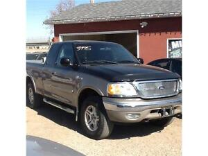2003 FORD F150 EXT CAB 4X4 240KMS $3995 MIDCITY WHOLESALE