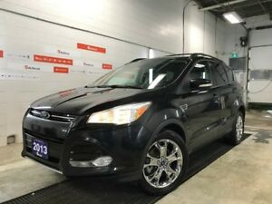 2013 Ford Escape SEL EcoBoost 4WD| Leather| Nav| Panoramic| Came